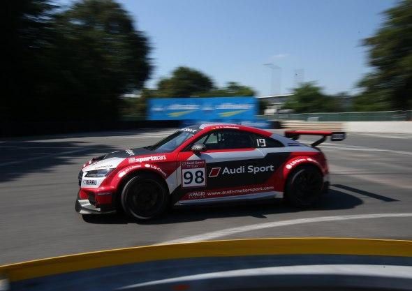 Audi TT cup #98, Atle Gulbrandsen